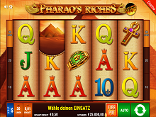 Pharaos Riches -Red Hot Firepot